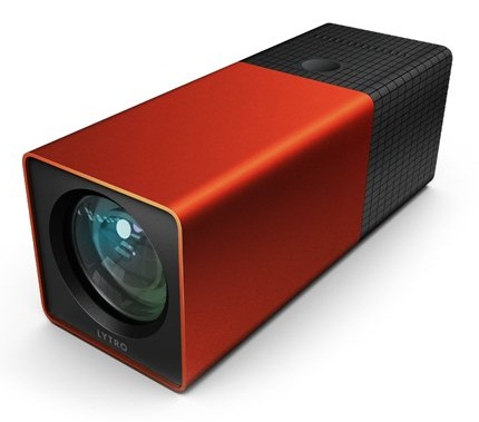 Lytro living picture camera
